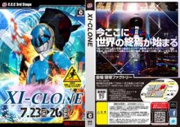 Creative Company Colors『XI-CLONE』DVD